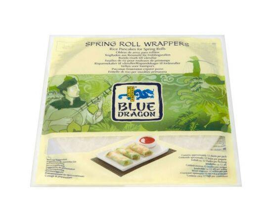 Blue/Dr Vietnamese Spring Roll Wrappers [134g]