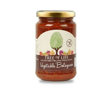 Tree Of Life Vegetable Bolognese 350g