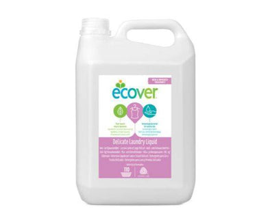 Ecover Washing Liquid - Delicates [5Ltr]