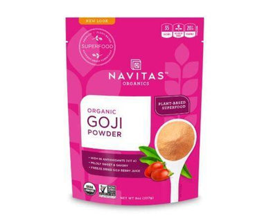 Navitas Goji Powder[113g]