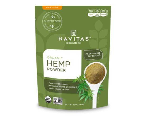 Navitas Hemp Protein Powder [340g]