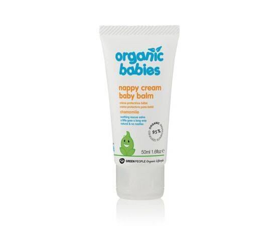 Green People Calming Nappy Cream [50ml]
