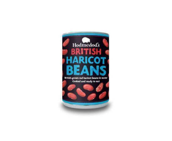 Hodmedod'S Red Haricot Beans In Water 400g
