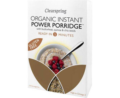Clearspring Org GF PowerPorridge [160g]