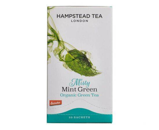 Hampstead Misty Mint Green [20 Bags x 4]