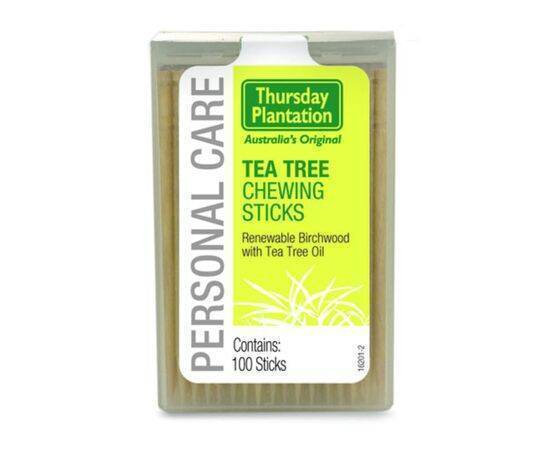 Thursday/P Tea Tree Toothpicks orig [100s]