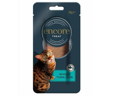 Encore Tuna Loin Cat Food [30g x 12]