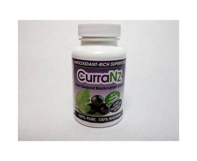 CurraNZ New Zealand Blackcurrant Extract [11.25g]