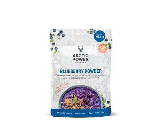 ARCTIC POWER 100% PURE BLUEBERRY POWDER 30G