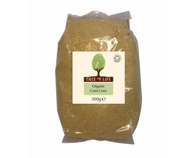 Tree Of Life Organic CousCous [500g x 6]