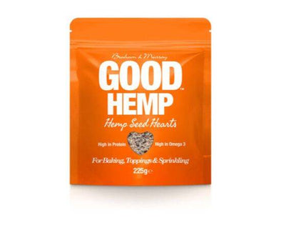 Good Hemp Hemp Seed Hearts 250g