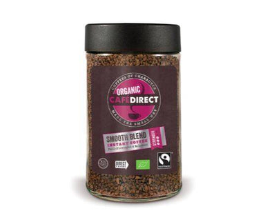 Café Direct Organic Smooth Blend Instant Coffee 100g