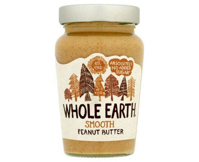 Whole Earth Peanut Butter  Original Smooth 340g