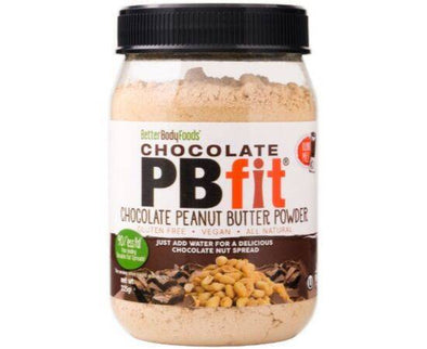 BetterBody PBfit Choc Peanut Butter Powder [225g]