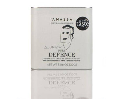 ANASSA PURE DEFENCE LOOSE LEAF HERBAL BLEND 30G