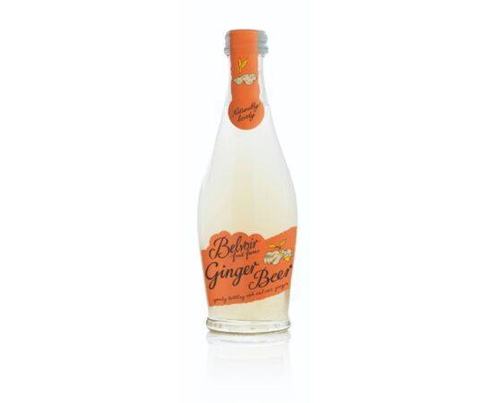 BELVOIR GINGER BEER ORGANIC 250ML