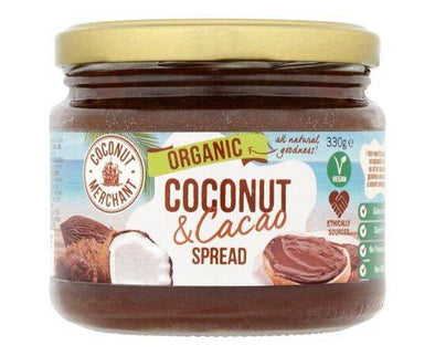 Coconut Merchant Org Coconut Cacao Spread [330g]