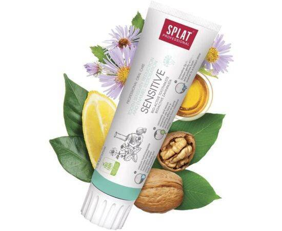 Splat Sensitive Natural Toothpaste 100ml