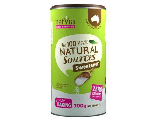 Natvia Sweetener Tablets Dispenser 300g