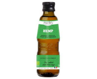 Emile Noel Org Virgin Cold/P Hempseed Oil [250ml]