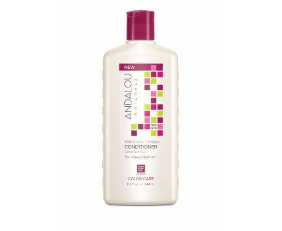 ANDALOU 1000 ROSES COLOUR CARE DEEP CONDITIONER 340ML
