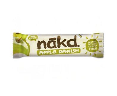 Nakd Apple Danish Bar[30g x 18]
