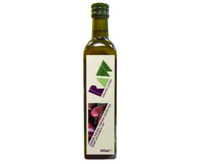 Raw Health Organic Greek Extra Virgin Olive Oil 500ml