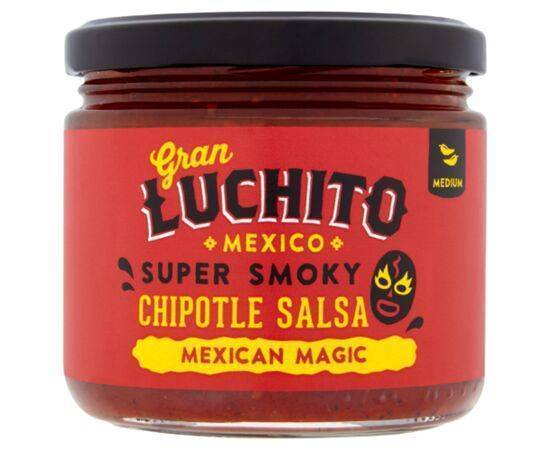 Gran Luchito Chipotle Salsa [365ml]