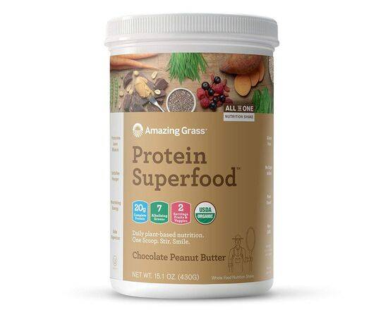 Amazing Grass Protein Superfood Choco PNB [430g]