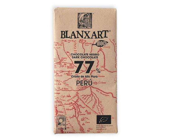 Blanxart 77% Peru DarkOrg Single Origin [48g x 21]