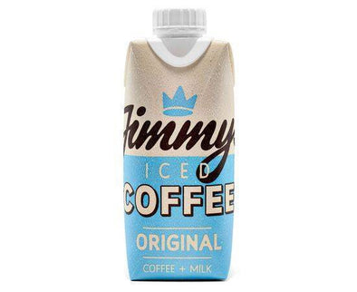 Jimmy'S Iced Coffee Jimmys Original Iced Coffee 330ml x 12