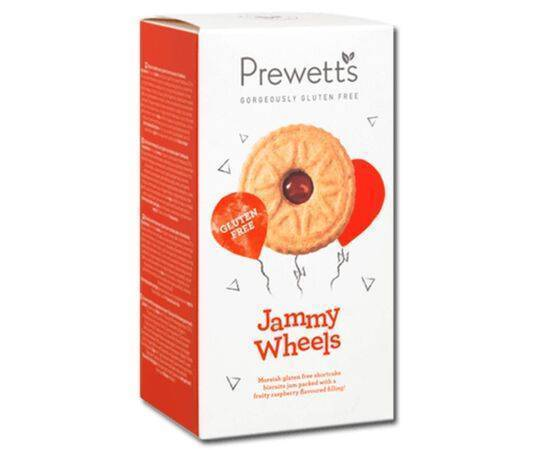 Prewetts GF Jammy Wheels[160g x 7]
