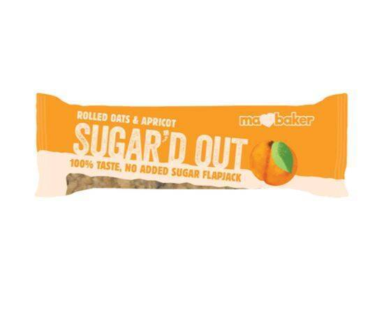 First Quality Foods Ma Baker Sugar'D Out Bar  Apricot 50g x 16
