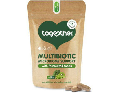 Together Multibiotic Food Supplement Caps [30s]