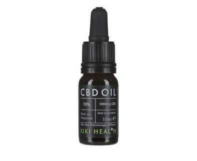 Kiki Health CBD Oil 10%[10ml]