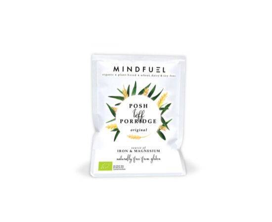 Mindfuel Posh Teff Porridge Traditional [50g x 10]