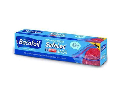 Baco Safeloc Bags - 3Ltr[15s]