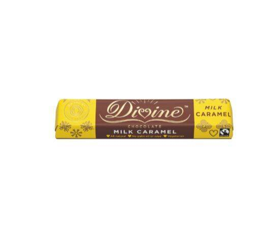 Divine Chocolate Divine Milk Chocolate  Caramel 35g x 30