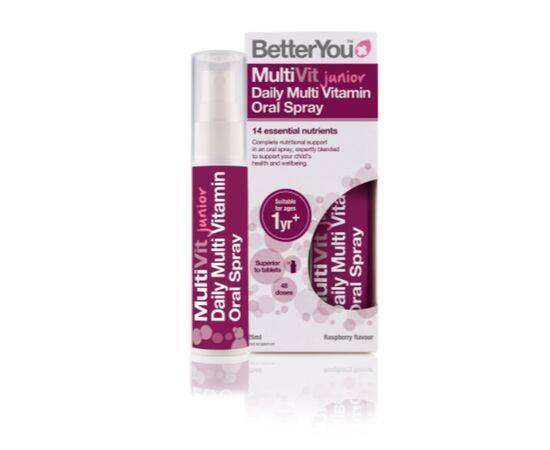 Better You Multivit Junior Daily Oral Spray [25ml]