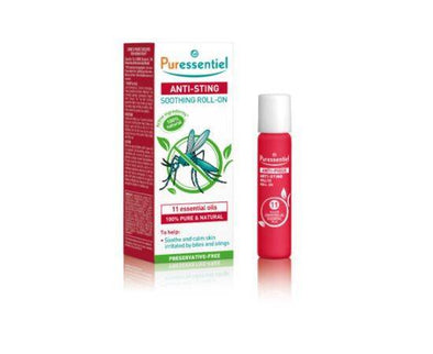 ALLOGA UK PURESSENTIEL ANTISTING SOOTHING ROLLER 5ML