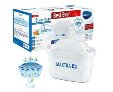 Brita Maxtra Plus WaterFilters [6 Pack]