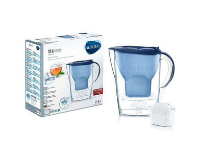 Brita Maxtra+ Marella Filter Jug - Cool Blue [Single]