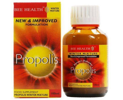 BEEBIO FSC BEE HEALTH PROPOLIS WINTER MIXTURE 100ML