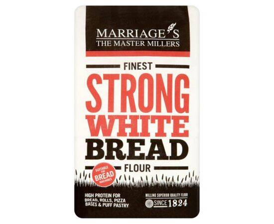 Marriages Finest Strong -White Flour [1.5kg x 5]