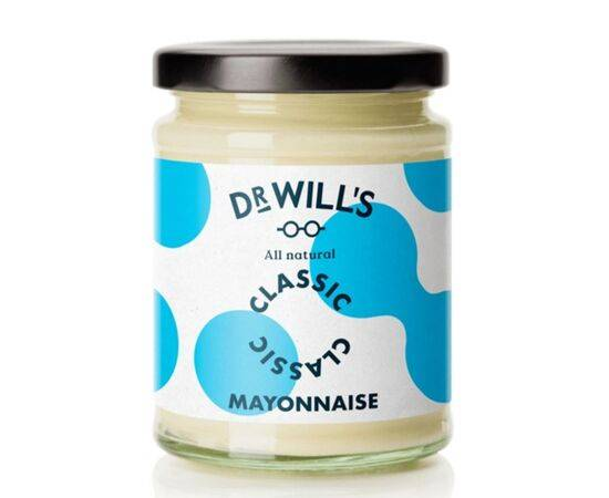 Dr Wills All Natural Classic Mayonnaise [240g]