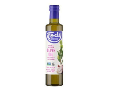 Fody Shallot Infused Italian Olive Oil [250ml]