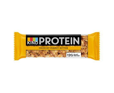Kind Crunchy Peanut Butter Protein Bar [50g x 12]