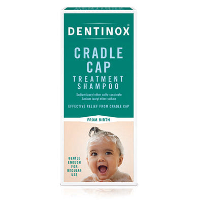 Dentinox® Cradle Cap Treatment Shampoo 125 ml Squeeze Bottle 1 Pack