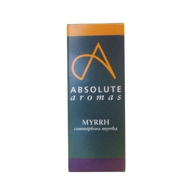 Absolute Aromas Myrrh Oil 10ml