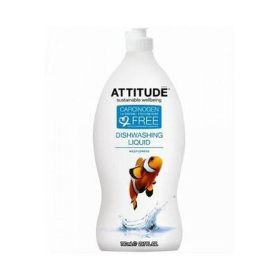 Attitude Washing Up Liquid  Wildflowers 700ml